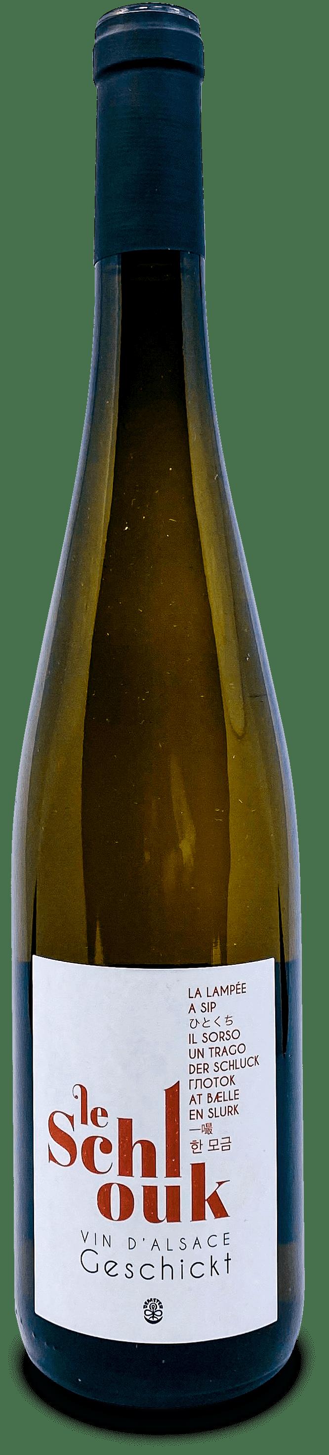 Le Schlouk - Vinsupernaturel