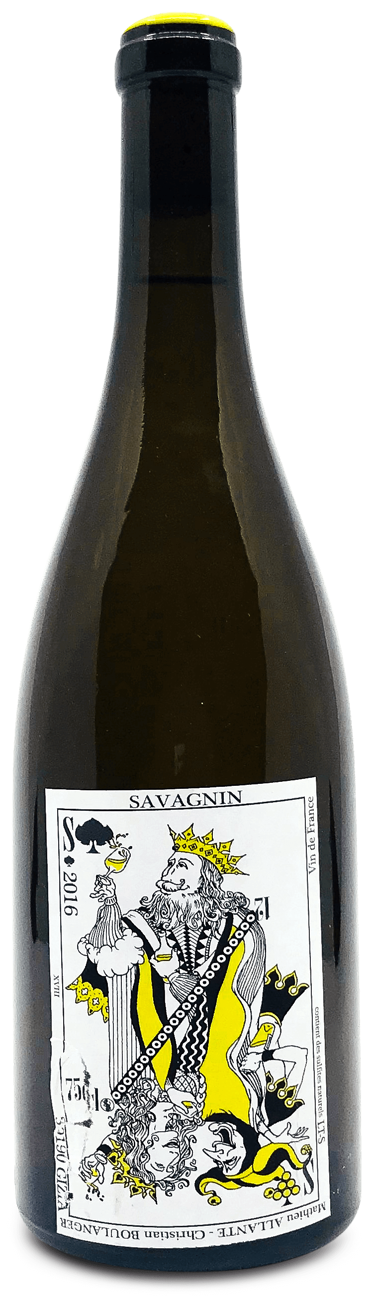 Savagnin - Vinsupernaturel