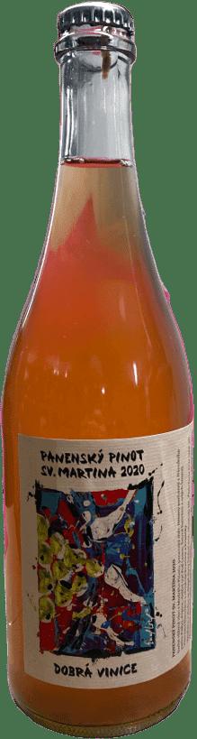 Panenský Pinot Sv. Martina - Vinsupernaturel