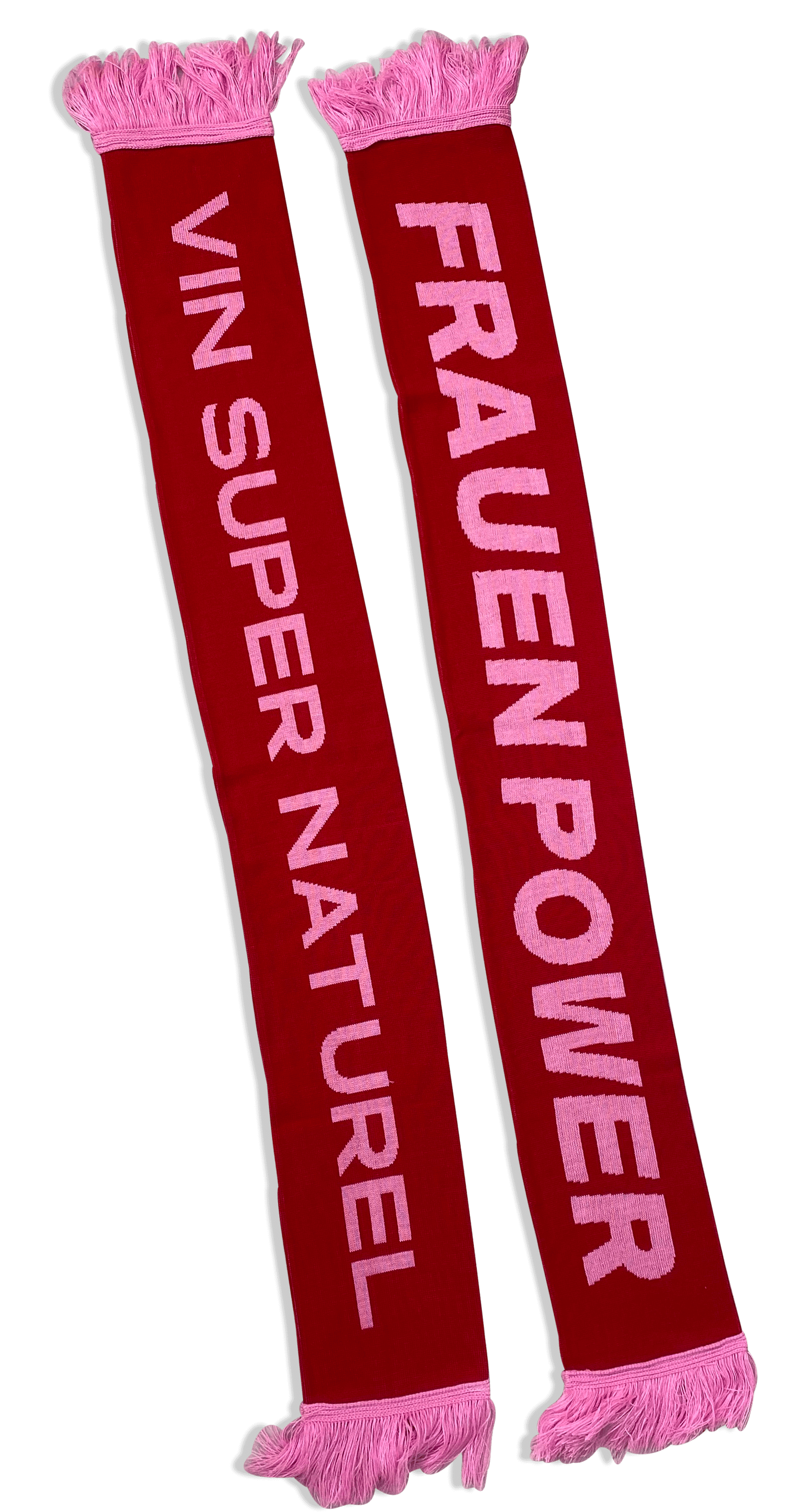Frauen Power Supporter Scarf - Vinsupernaturel