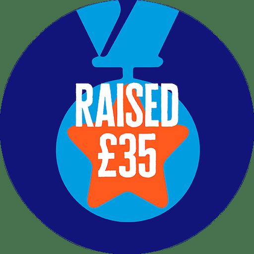 Raise £35
