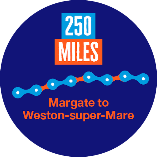 Margate to Weston-super-Mare