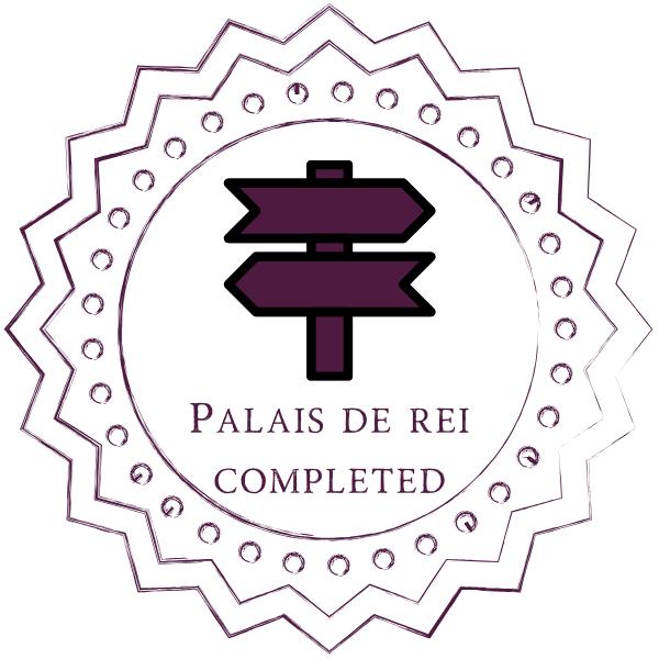 Palais De Rei completed
