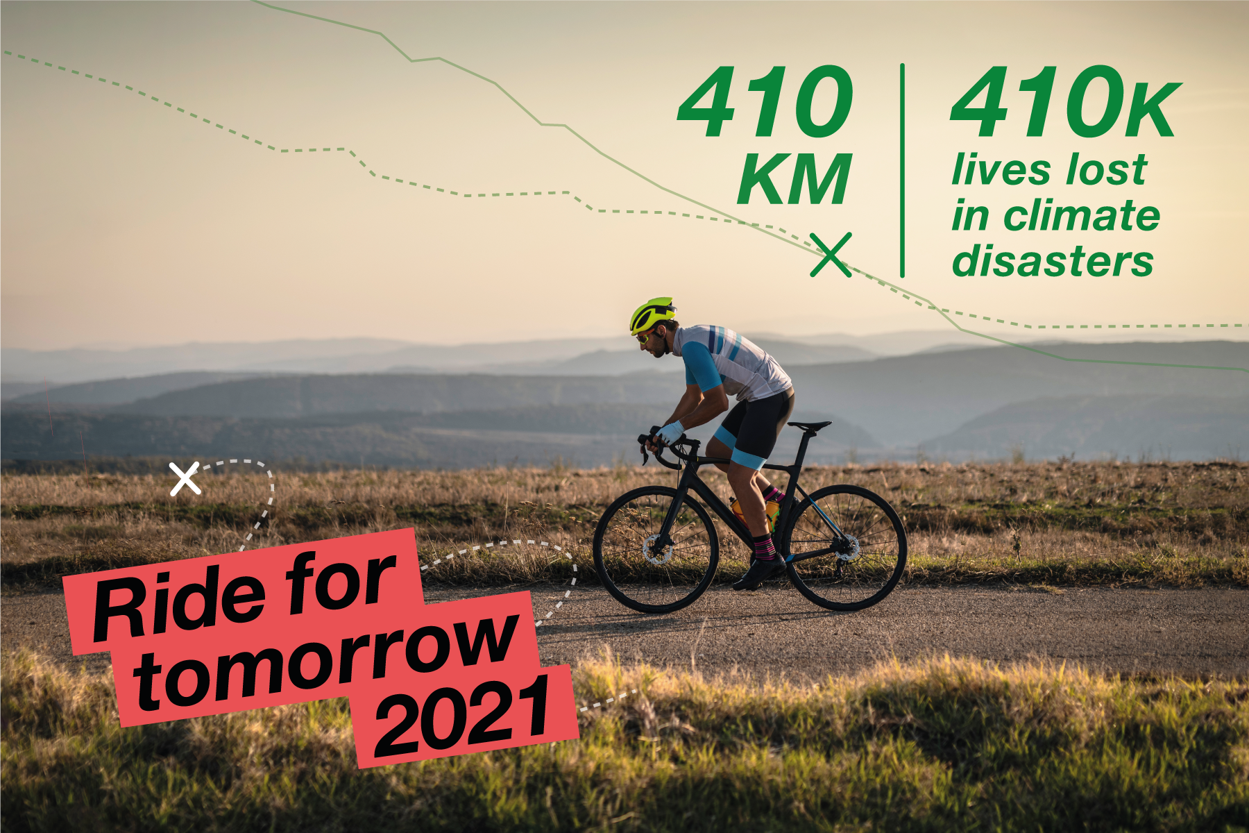 Ride for Tomorrow banner