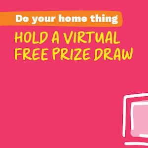virtual free prize draw image snippet