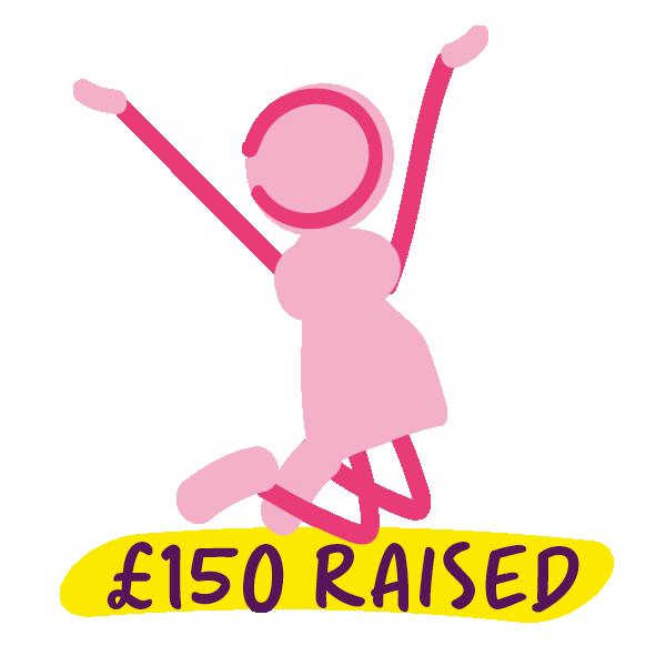 £150 raised!