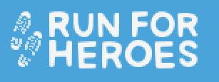 Run for Heroes logo