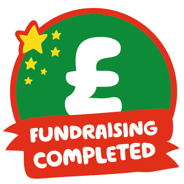 Fundraising target completed