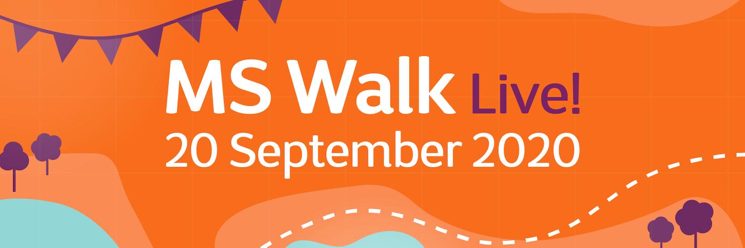 MS Walk Live!