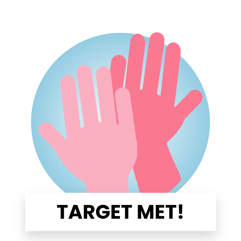 Reward Badge - Distance target met