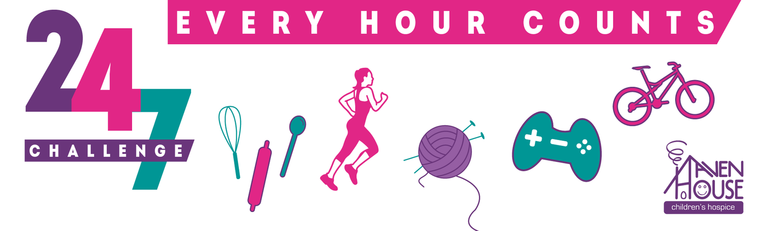 24/7 Challenge - every hour counts header banner