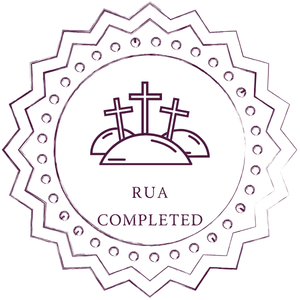 Rua completed