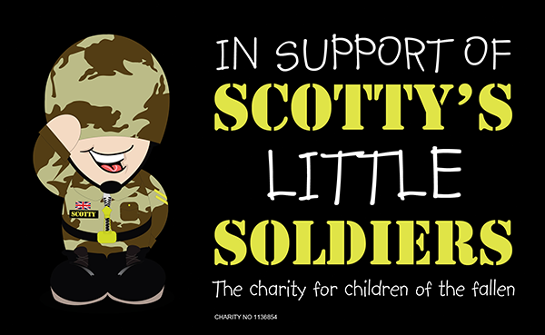 In Support of Scotty's Little Solidier's