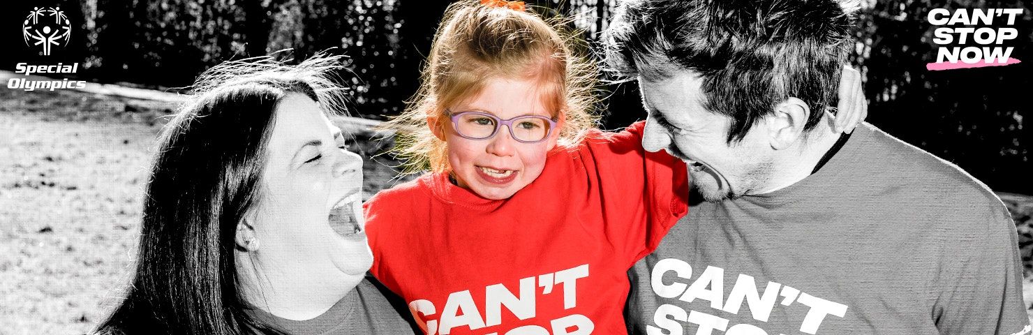 Can't Stop Now banner