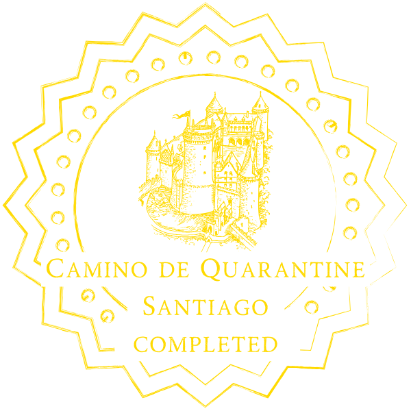 Camino De Quartine - Santiago Completed