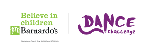 Barnardo's joint logo lockup