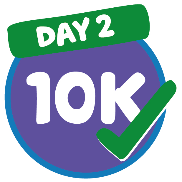 10km completed