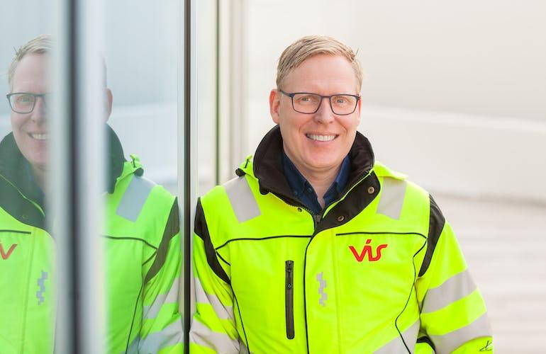 Gísli Níls Einarsson er sérfræðingur í forvörnum hjá VÍS