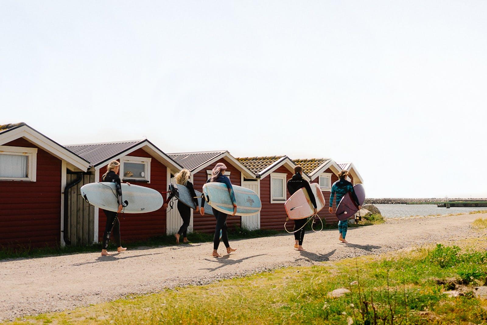Surf i Halland