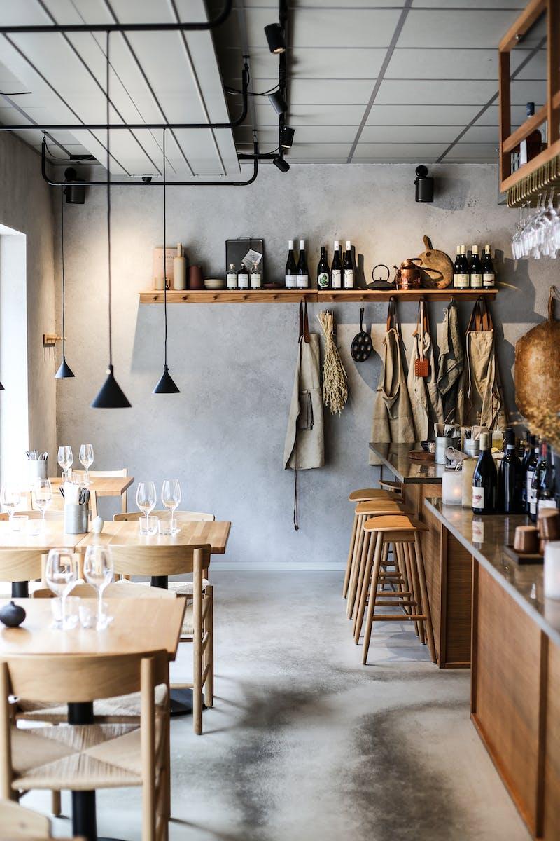 Restaurang Cosa Table i Kungsbacka