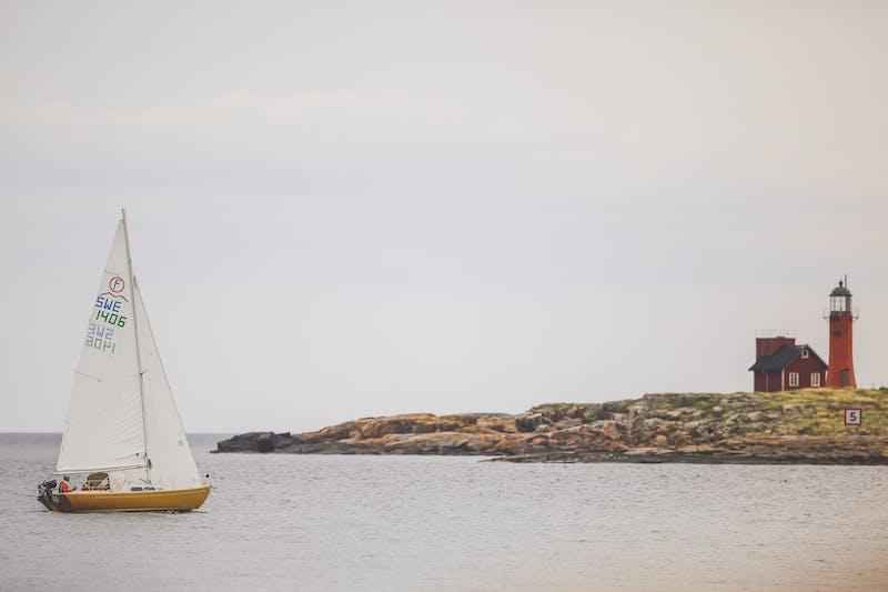 Tylön är en liten ö utanför Tylösand.