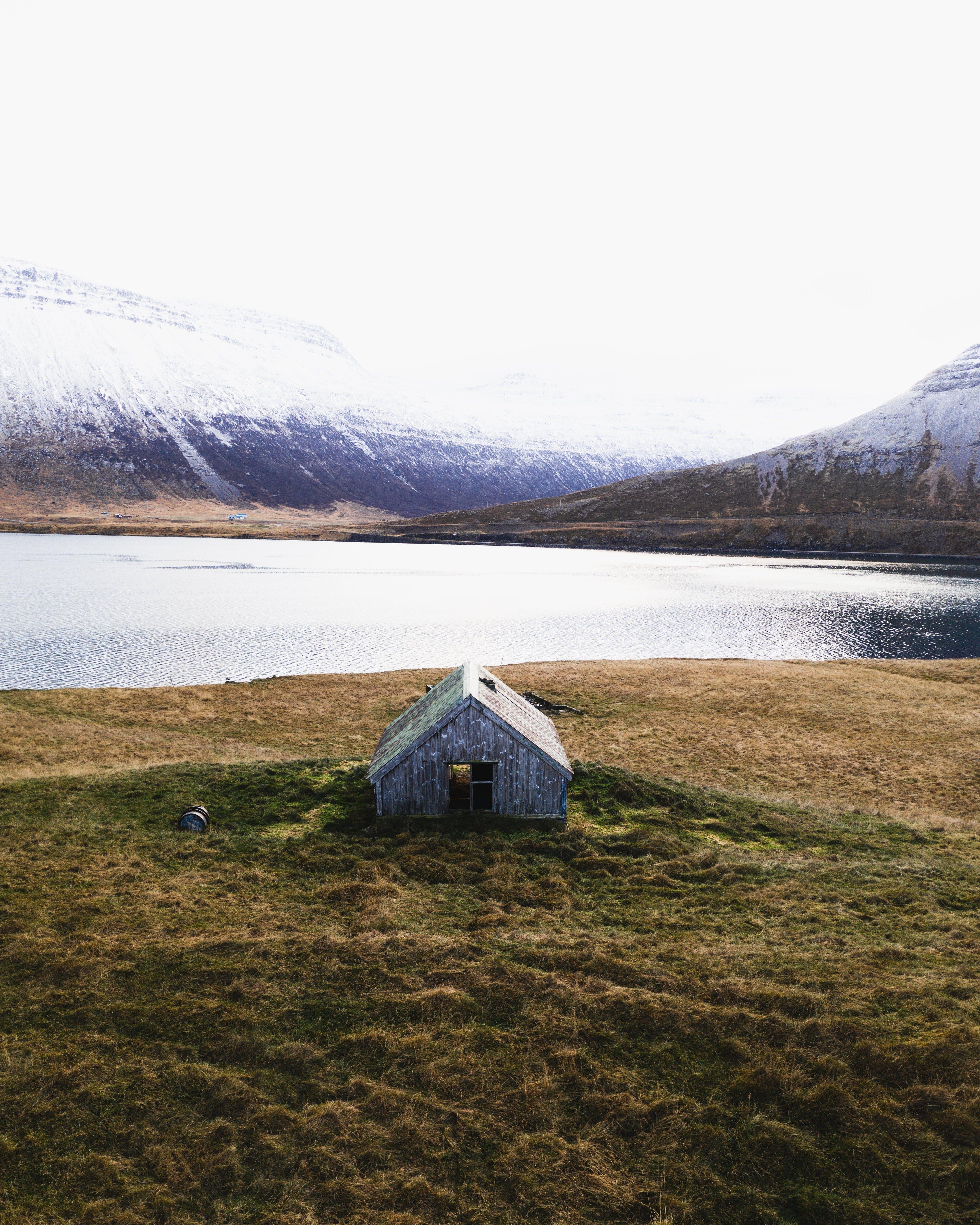 Old house in Westfjords