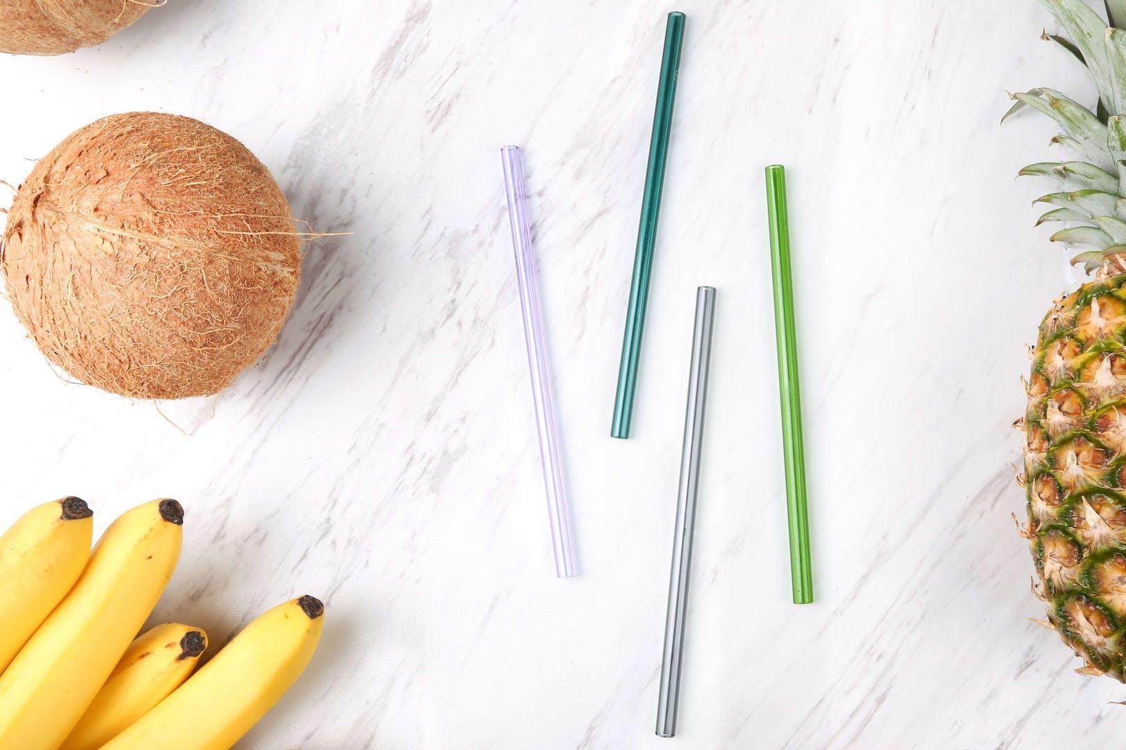 No straws, please.