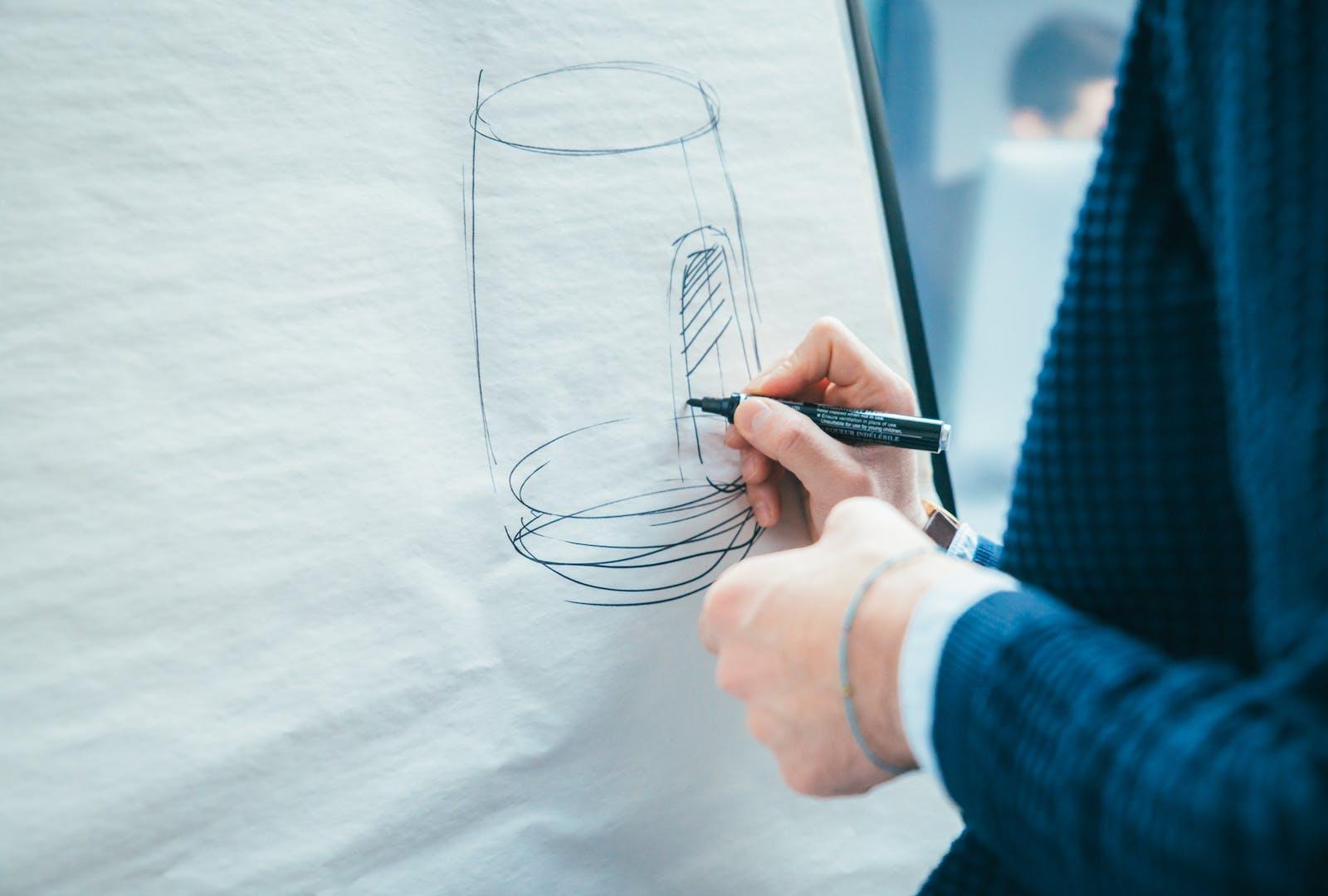 Design Thinking behind Natede