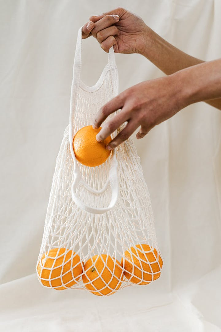 Say goodbye to plastic bags.