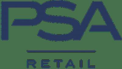 Logo PSA Retail