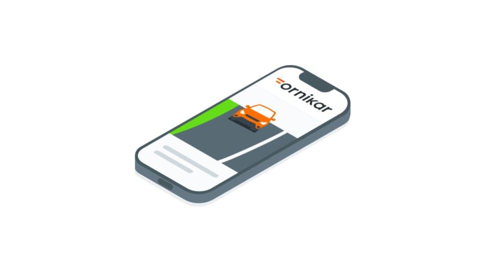 L'application Ornikar Pro
