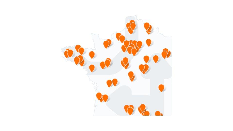 Le réseau des enseignants partenaires d'Ornikar