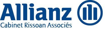 Logo Allianz Rissoan Associés