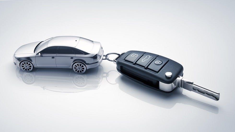Clé de voiture - Porte-clés voiture
