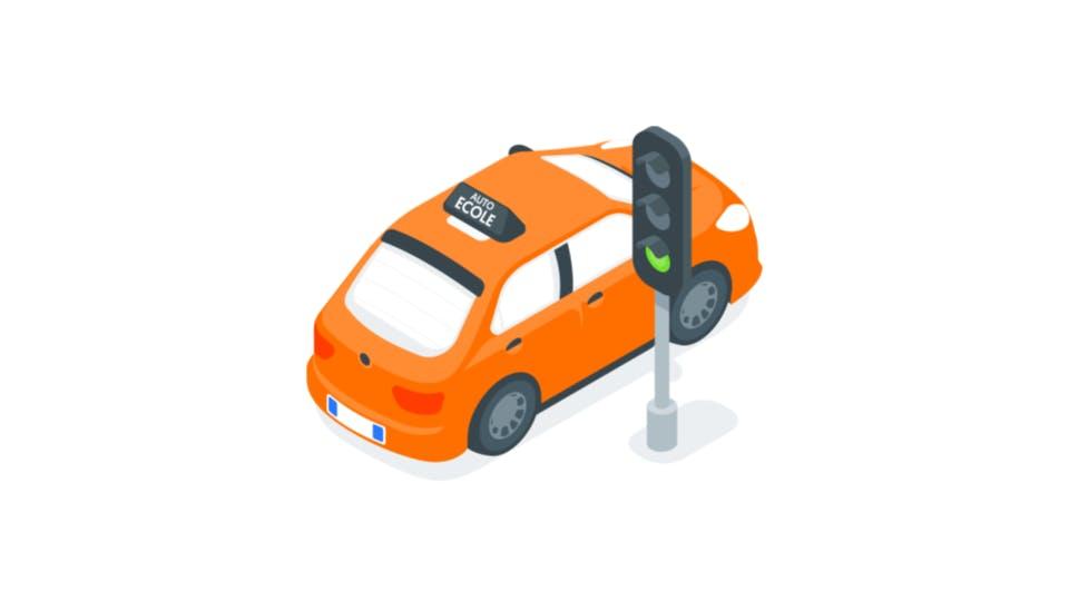 Obtenir une voiture double-commande