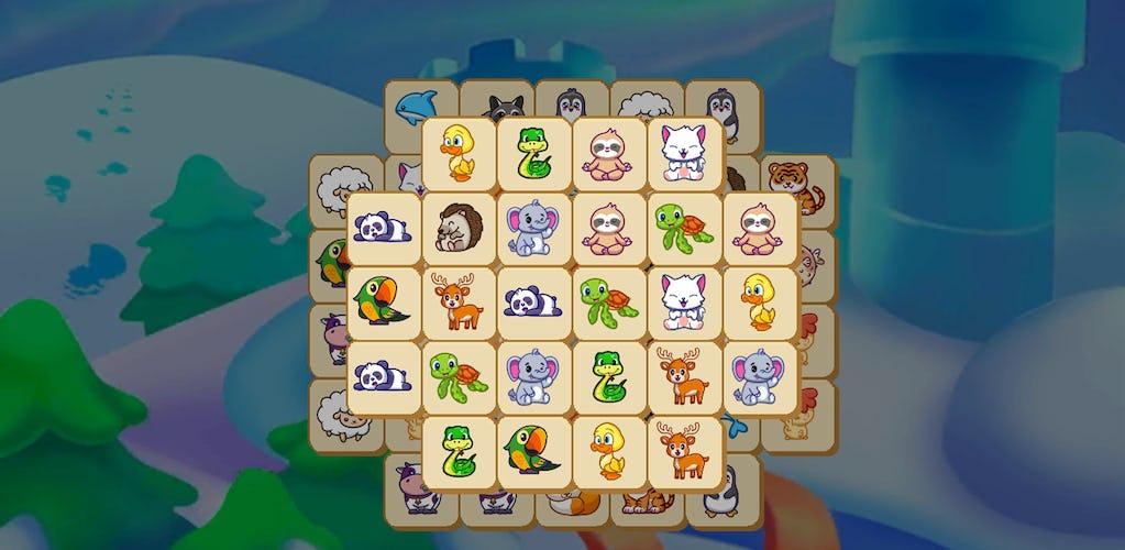 Tile Puzzle - Match Animal 3D