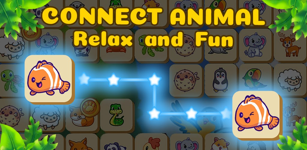 Connect Animal - Relax