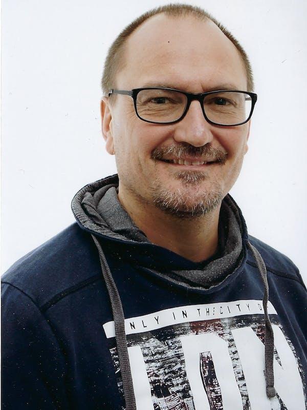 Gary Peinke - Area Representative Germany & Switzerland