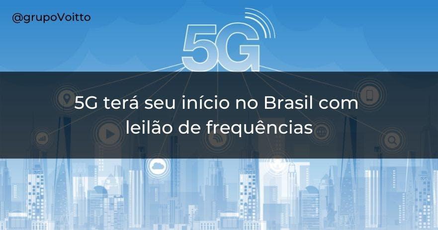 5g tera seu inicio no Brasil com leilao de frequencias