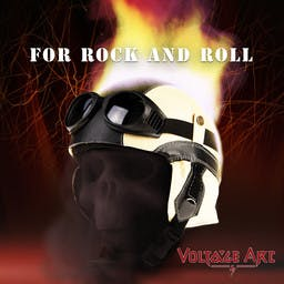 For Rock And Roll cover