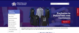 Police Tees Advanced SEO Case Study thumbnail