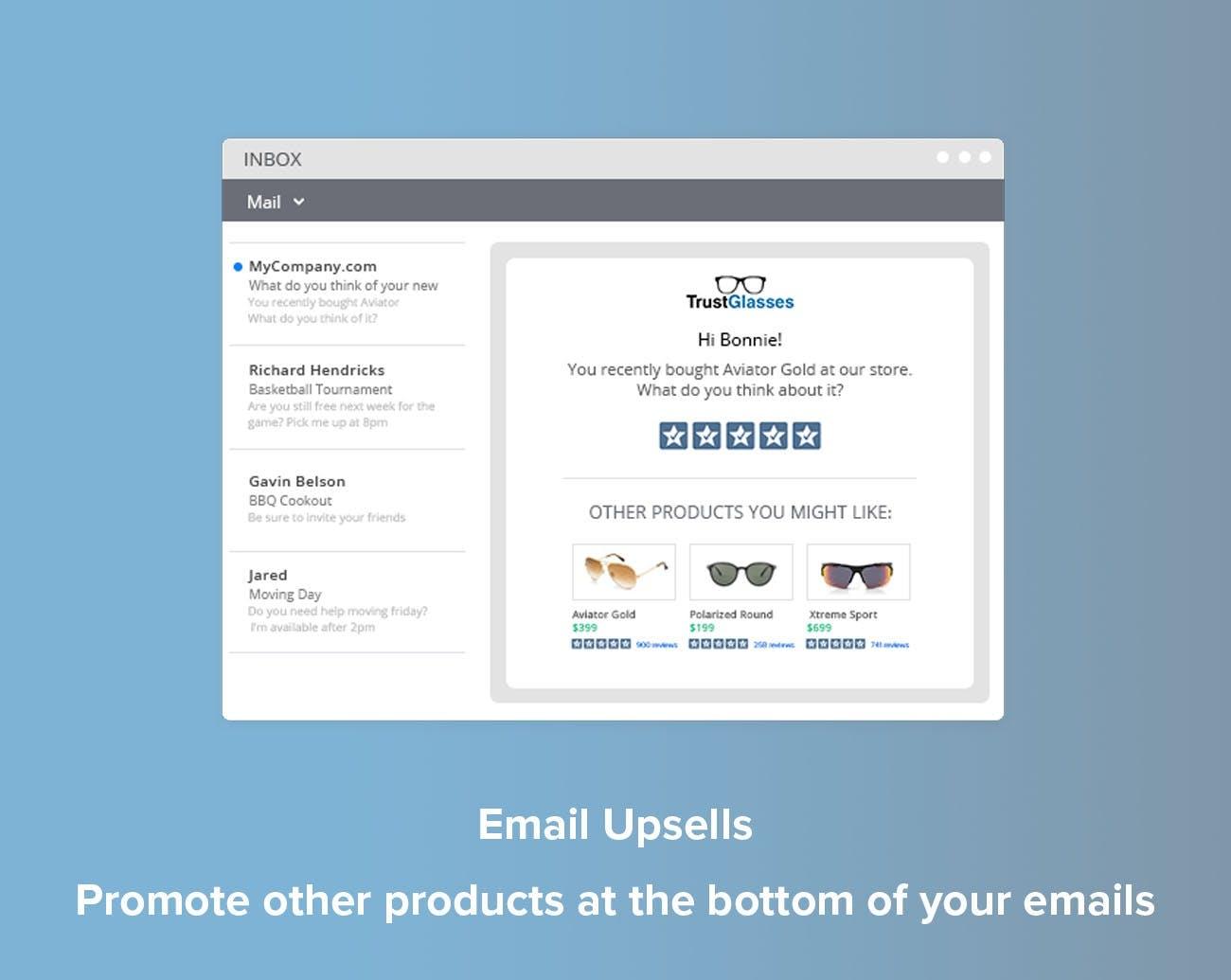 TrustSpot screenshot