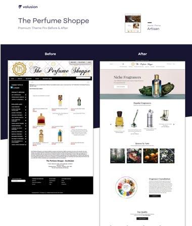 B&A The Perfume Shoppe