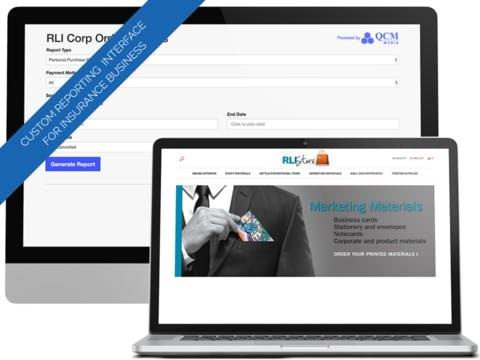 QCM Media portfolio