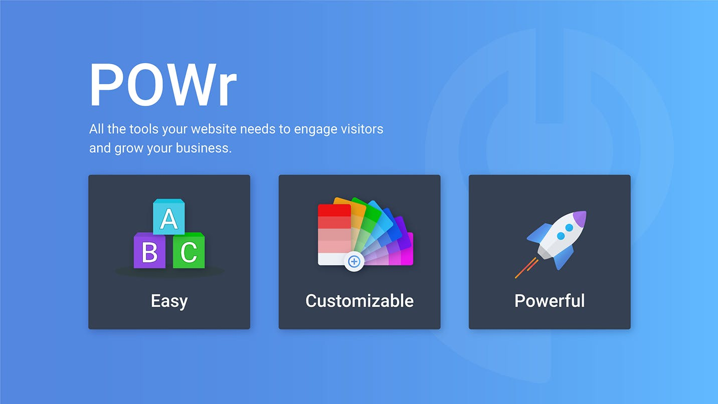 Popups by Powr screenshot