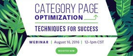 Category Page Optimization: Techniques for Success thumbnail