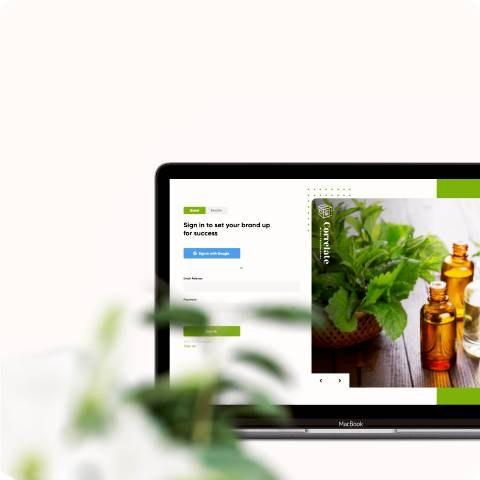 Eco-conscious Wholesale Platform