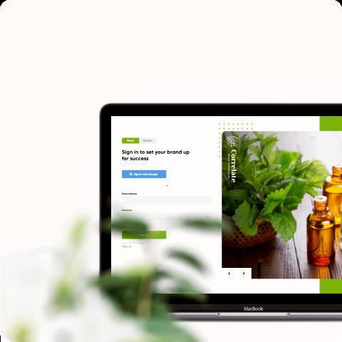 Eco-conscious Platform