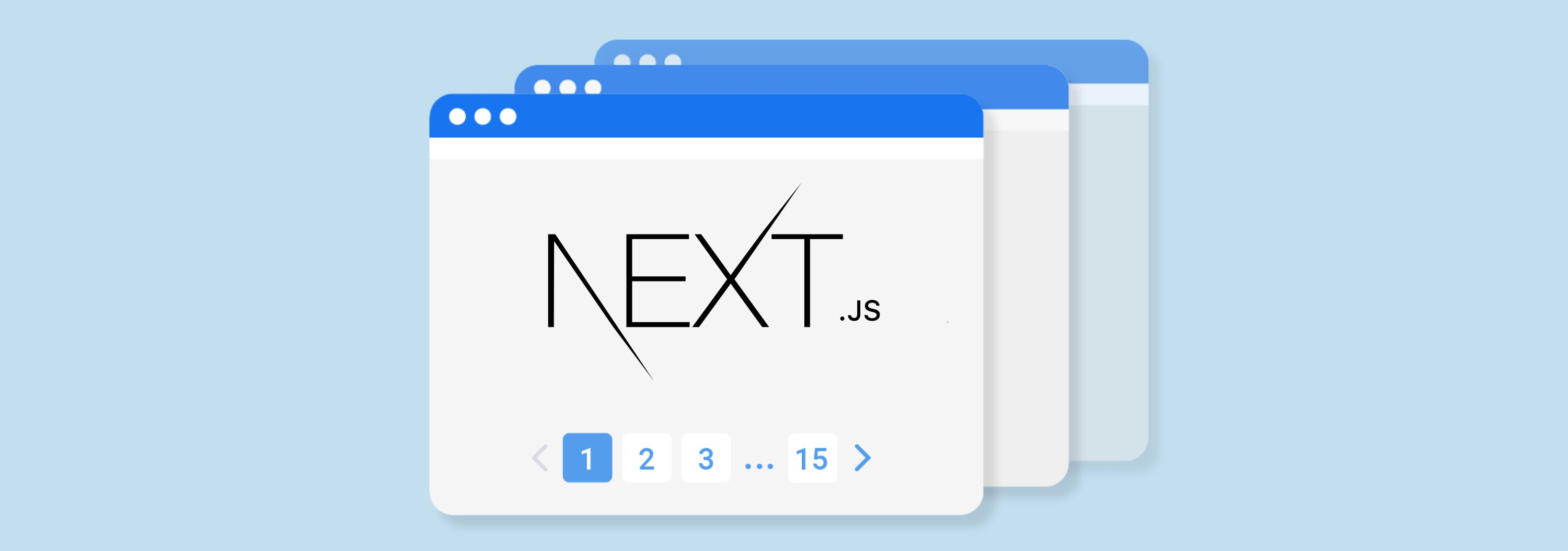 Simple Pagination in Next.js using react-paginate