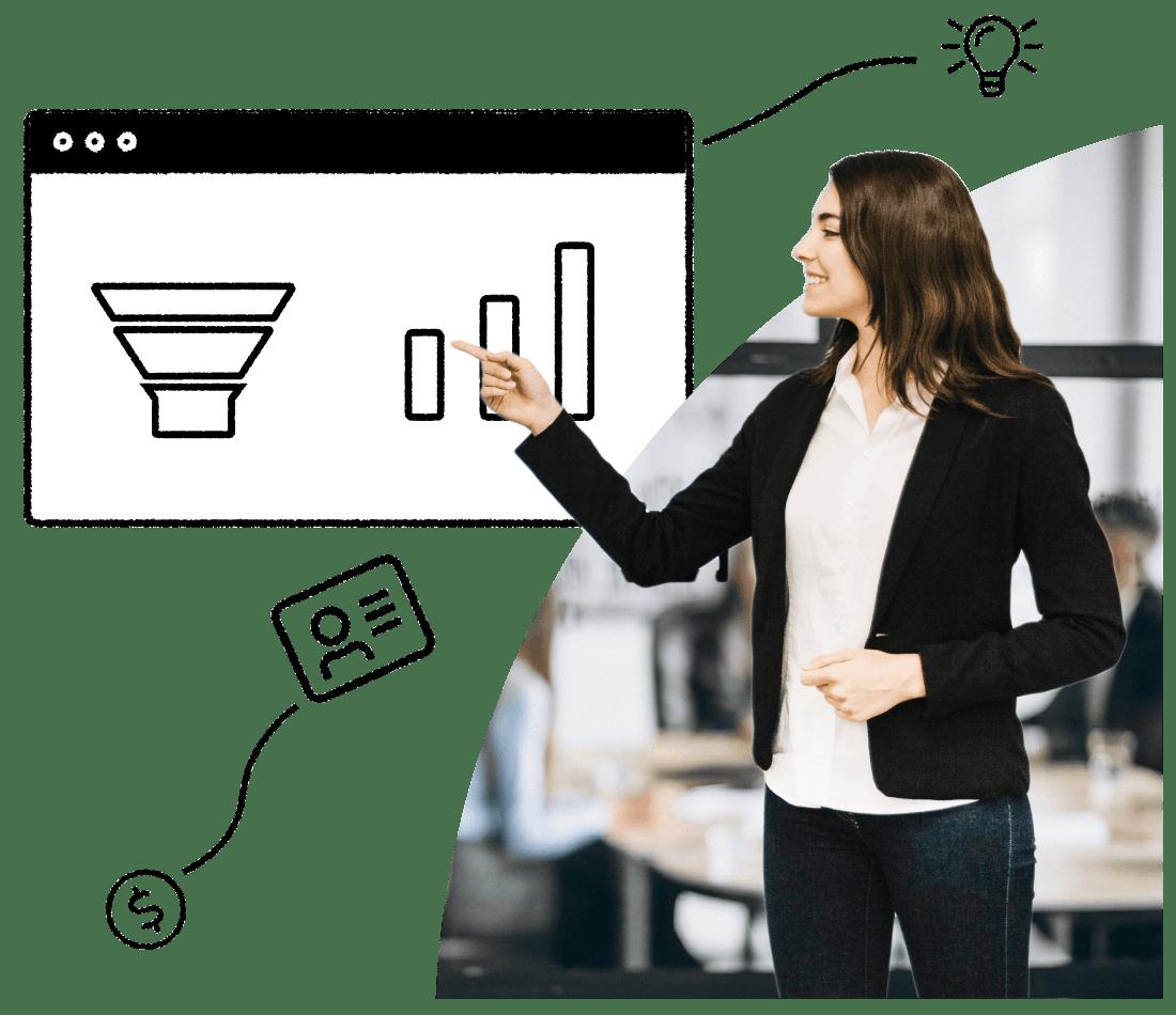 vtiger sales insights